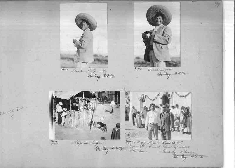Mission Photograph Album - Mexico #05 page 0099