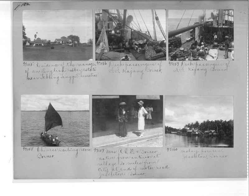 Mission Photograph Album - Malaysia #6 page 0182