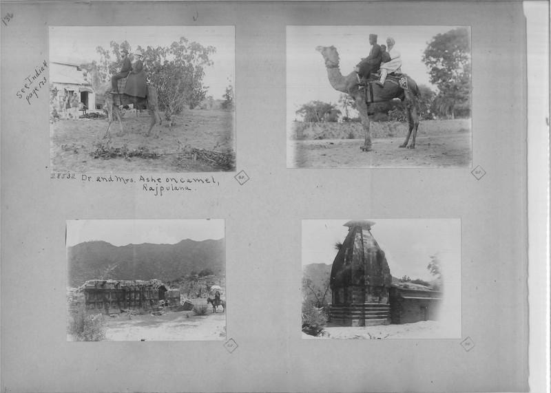 Mission Photograph Album - India - O.P. #02 Page 0136
