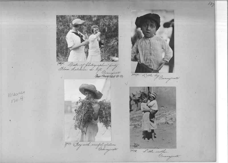 Mission Photograph Album - Mexico #04 page 0137