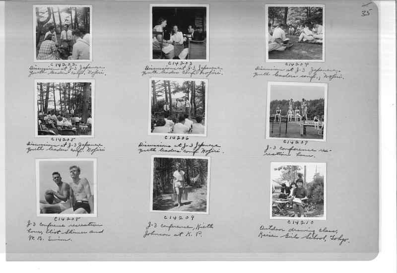 Mission Photograph Album - Japan #07 Page 0035