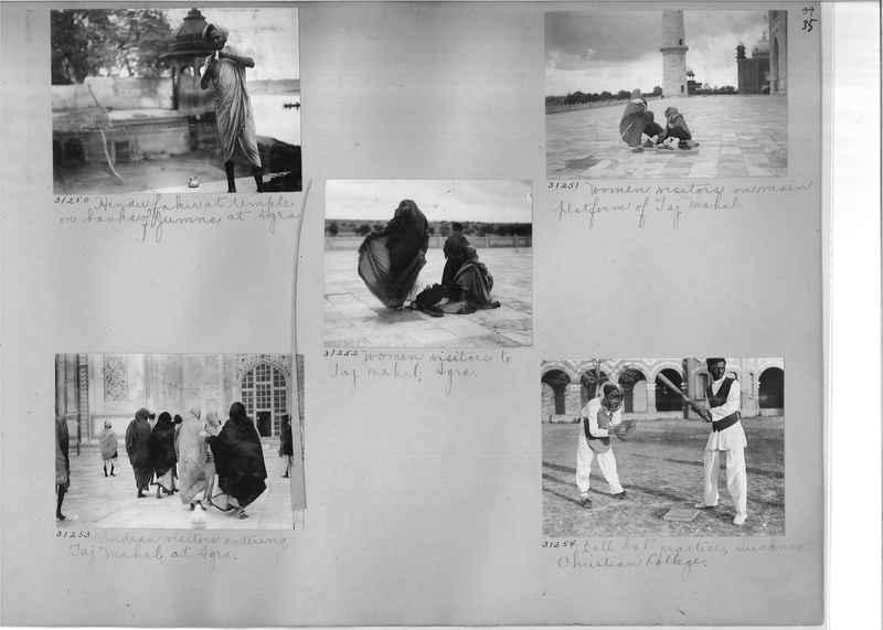 Mission Photograph Album - India #05_0035