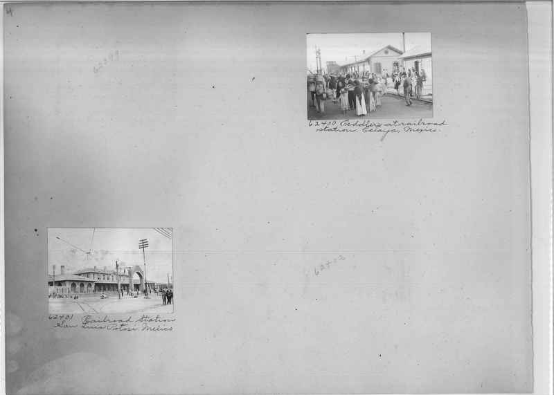 Mission Photograph Album - Mexico #04 page 0004