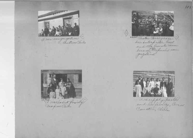 Mission Photograph Album - South America O.P. #1 page 0101