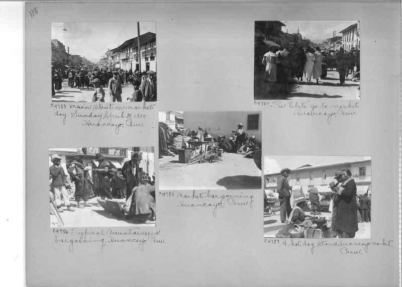 Misson Photograph Album - South America #8 page 0118