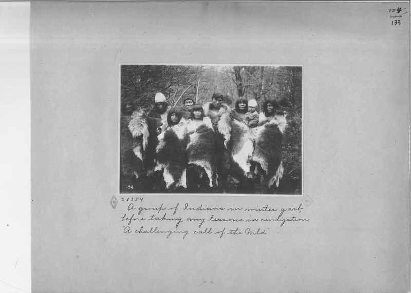 Mission Photograph Album - South America O.P. #1 page 0133