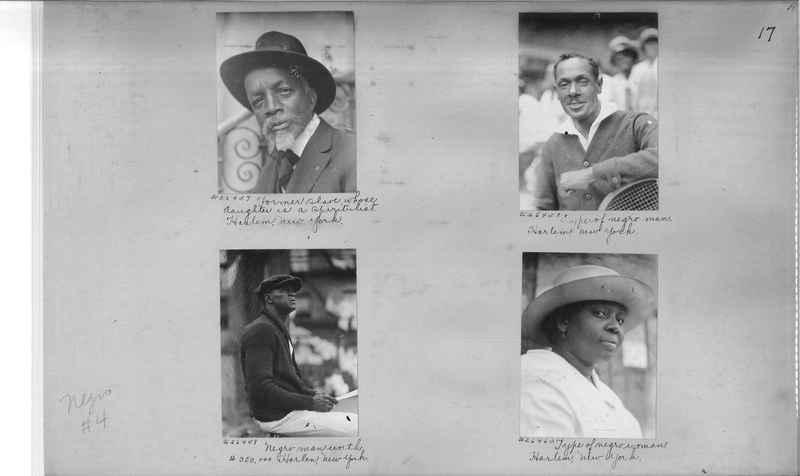 Mission Photograph Album - Negro #4 page 0017