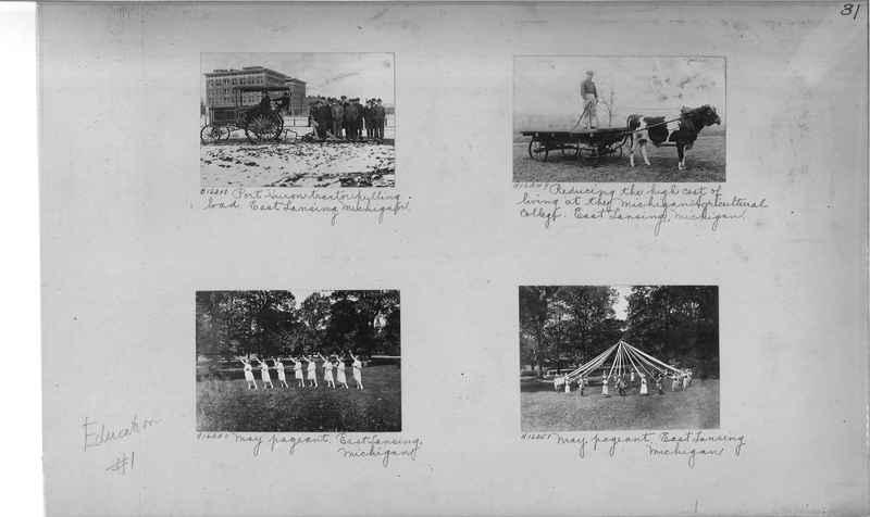 Mission Photograph Album - Education #1 page 0031