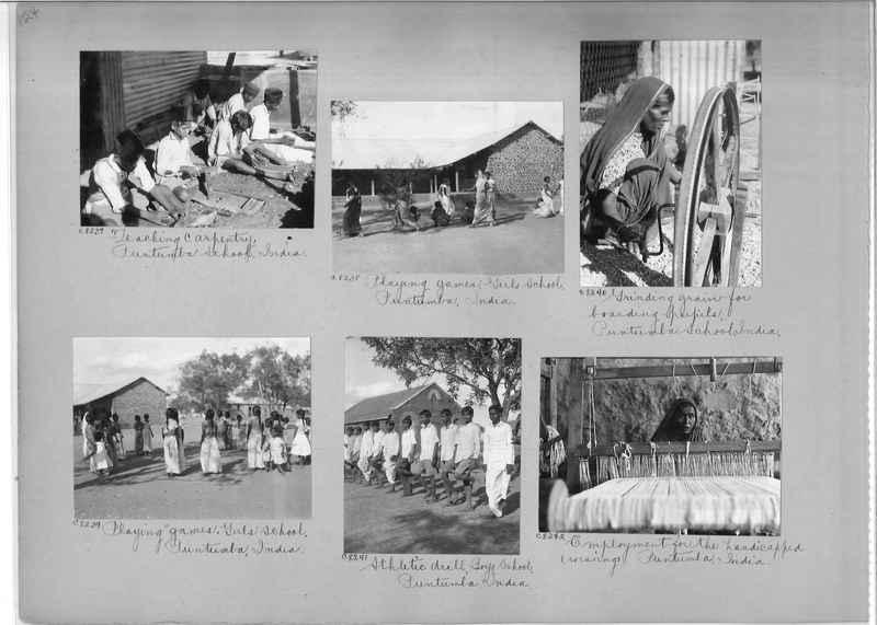 Mission Photograph Album - India #13 Page 0124