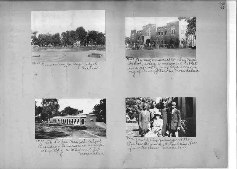 Mission Photograph Album - India #10 Page 0045