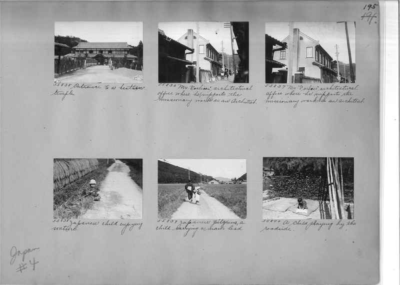 Mission Photograph Album - Japan #04 Page 0195