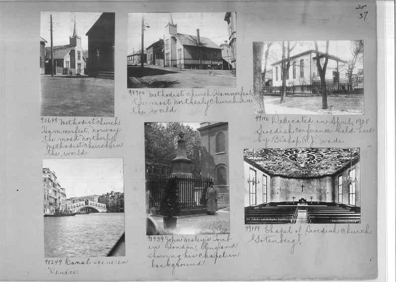 Mission Photograph Album - Europe #09 Page 0037