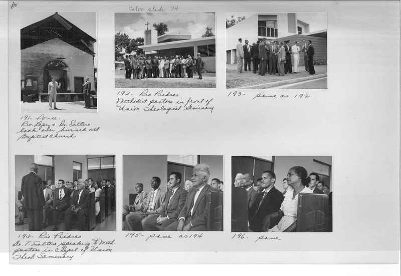 Mission Photogragh Album - Puerto Rico #4 page 0106