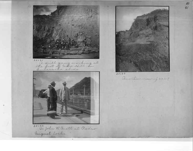 Mission Photograph Album - Panama #1 page  0081
