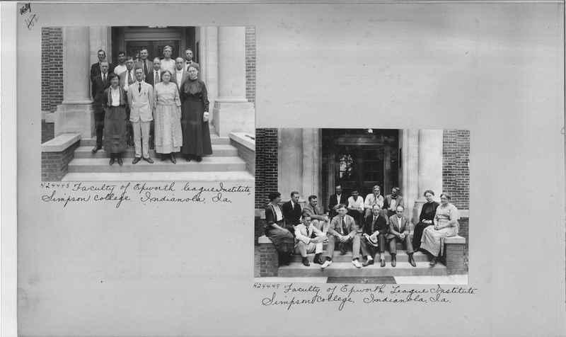Mission Photograph Album - Education #1 page 0164