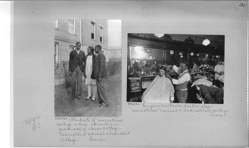 Mission Photograph Album - Negro #5 page 0121