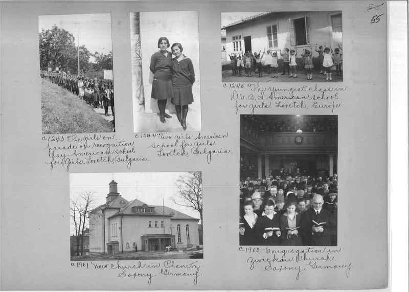 Mission Photograph Album - Europe #09 Page 0055