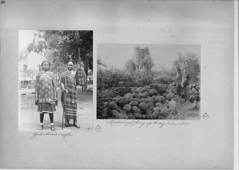 Mission Photograph Album - Africa O.P. #4 page 0030
