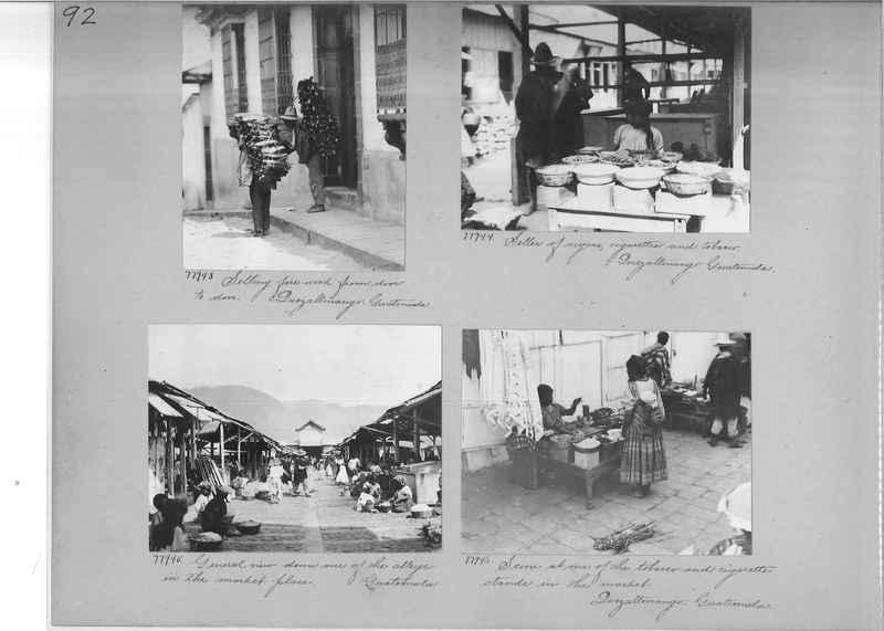 Mission Photograph Album - Panama #04 page 0092