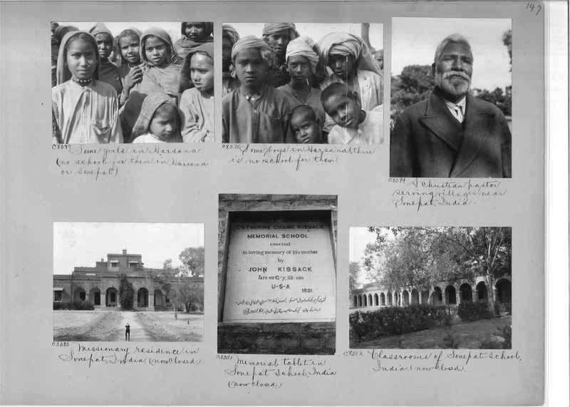 Mission Photograph Album - India #13 Page 0147