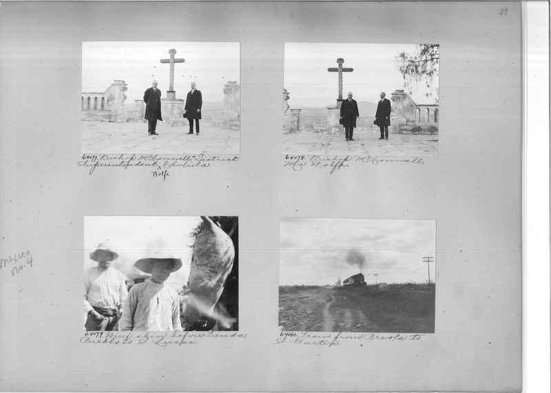 Mission Photograph Album - Mexico #04 page 0039