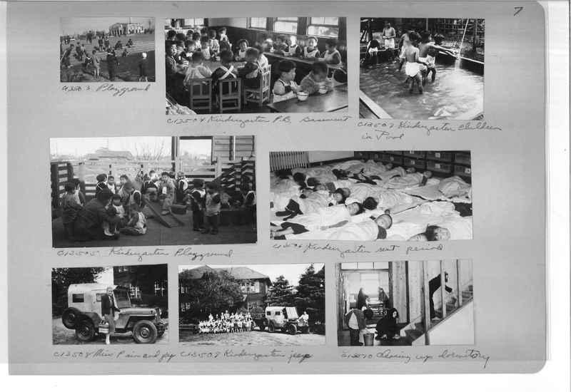 Mission Photograph Album - Japan #07 Page 0007