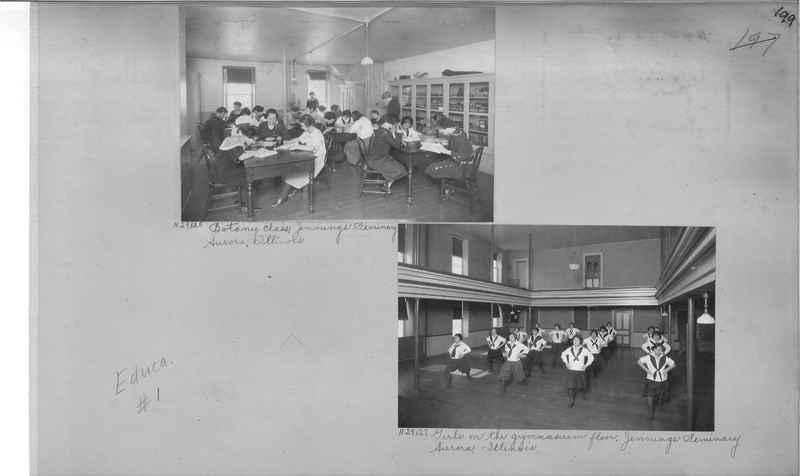 Mission Photograph Album - Education #1 page 0199