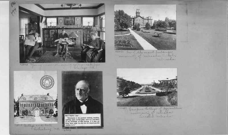 Mission Photograph Album - Education #1 page 0196