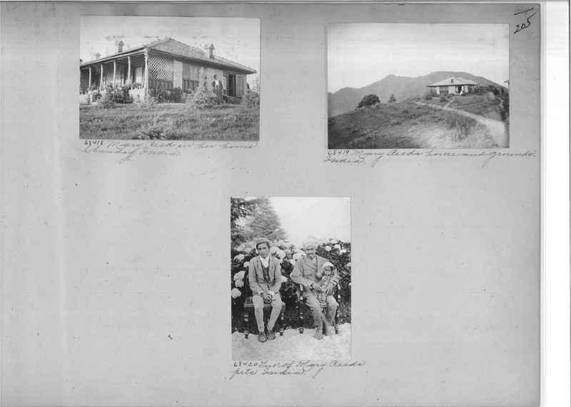 Mission Photograph Album - India #08 Page 0205