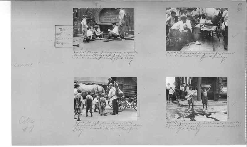 Mission Photograph Album - Cities #8 page 0227