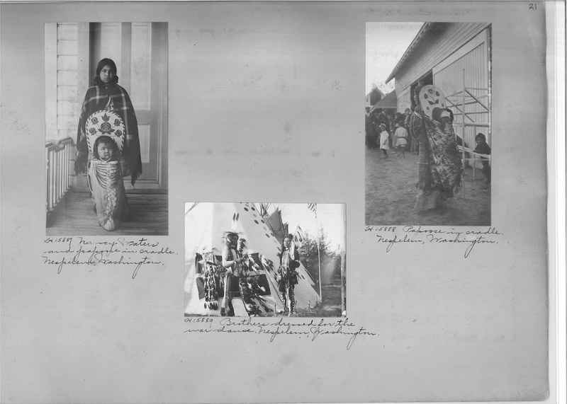 Mission Photograph Album - Indians #2 page_0021