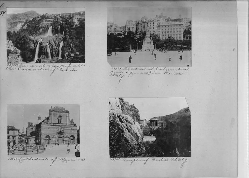 Mission Photograph Album - Europe #02 Page 0134