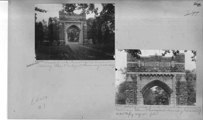 Mission Photograph Album - Education #1 page 0243