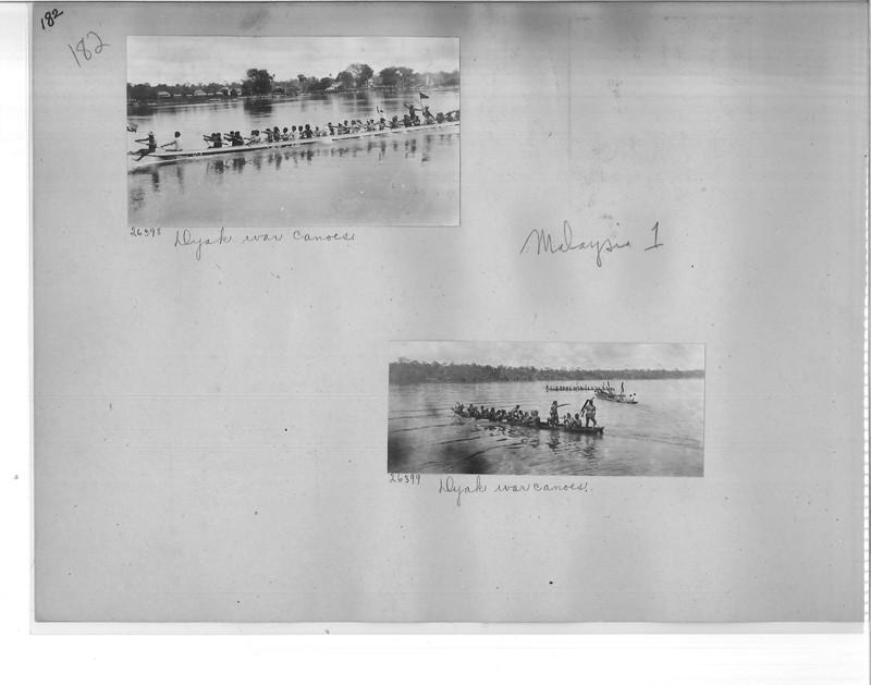 Mission Photograph Album - Malaysia #1 page 0182