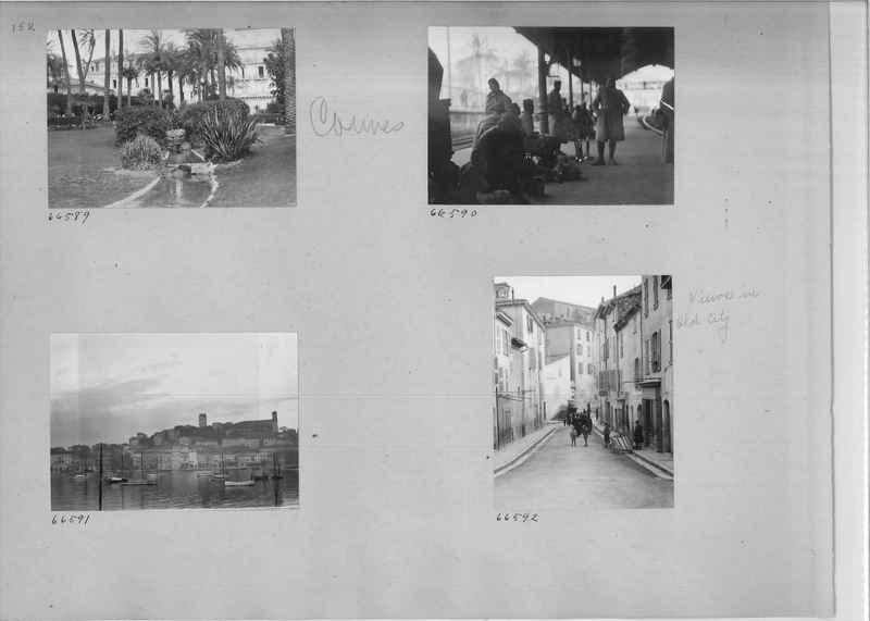 Mission Photograph Album - Europe #05 Page 0152