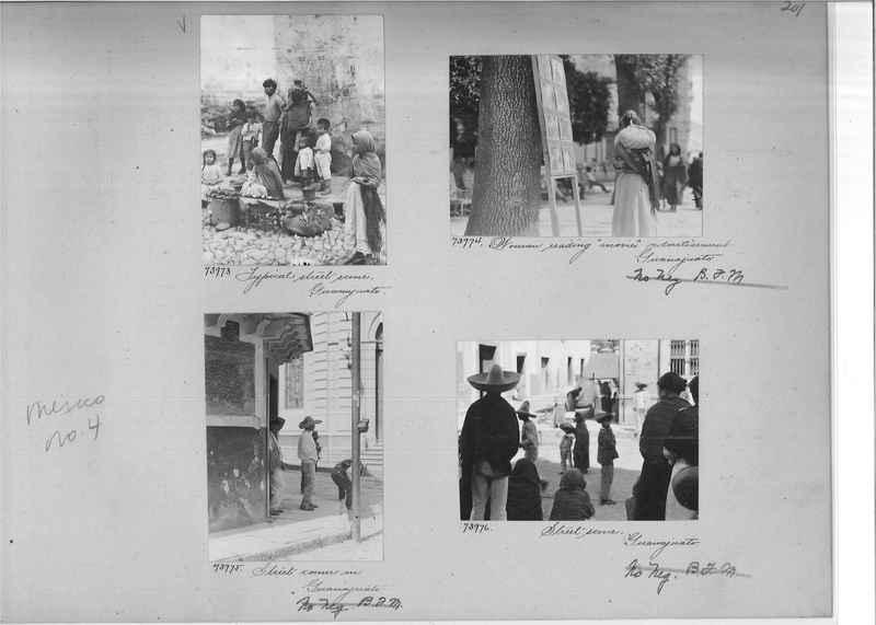 Mission Photograph Album - Mexico #04 page 0201