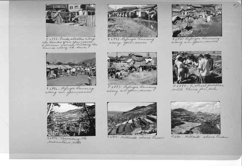Mission Photograph Album - Korea #6 page 0097