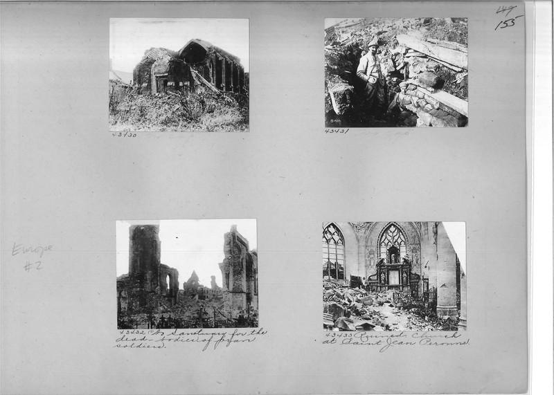 Mission Photograph Album - Europe #02 Page 0155