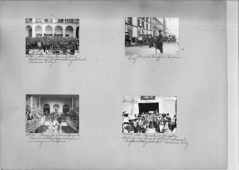 Mission Photograph Album - Mexico #04 page 0016