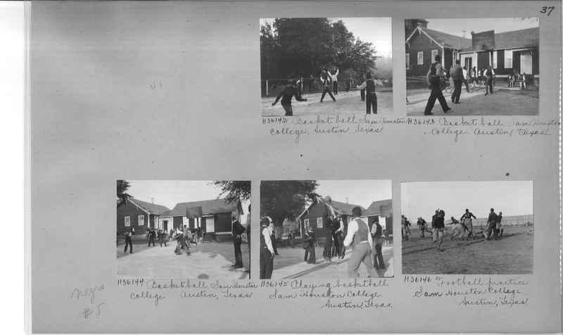 Mission Photograph Album - Negro #5 page 0037