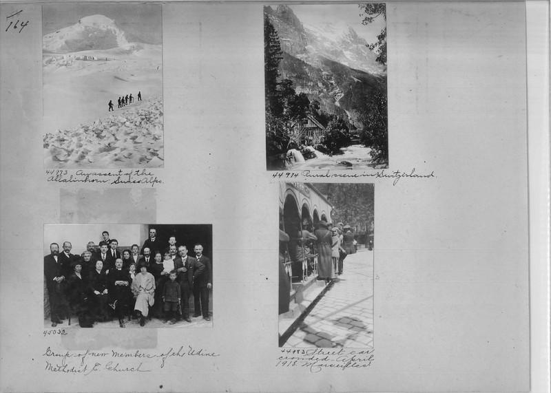 Mission Photograph Album - Europe #02 Page 0164