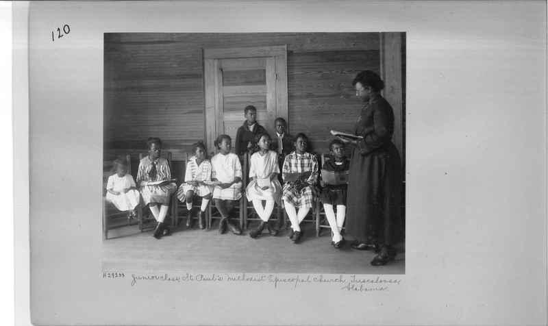 Mission Photograph Album - Negro #4 page 0120