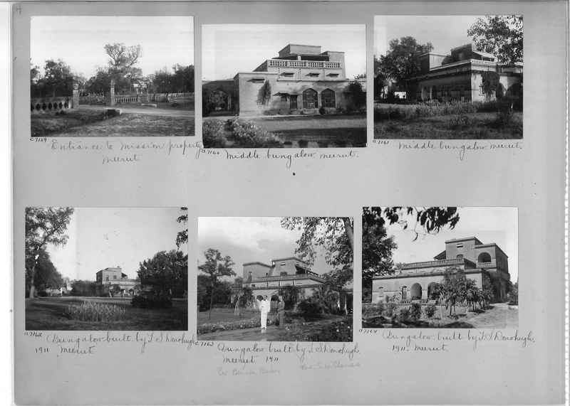 Mission Photograph Album - India #13 Page 0004