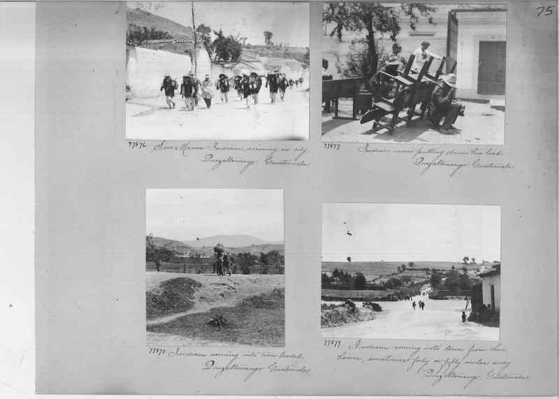 Mission Photograph Album - Panama #04 page 0075