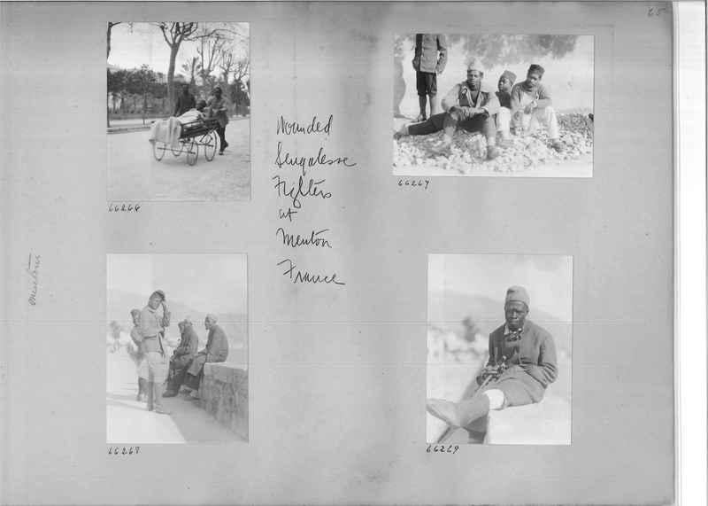 Mission Photograph Album - Europe #05 Page 0065