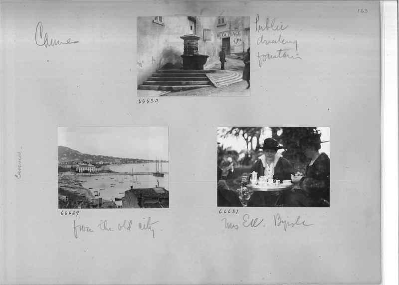Mission Photograph Album - Europe #05 Page 0163