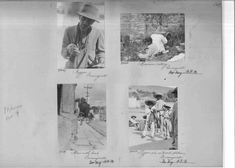Mission Photograph Album - Mexico #04 page 0129