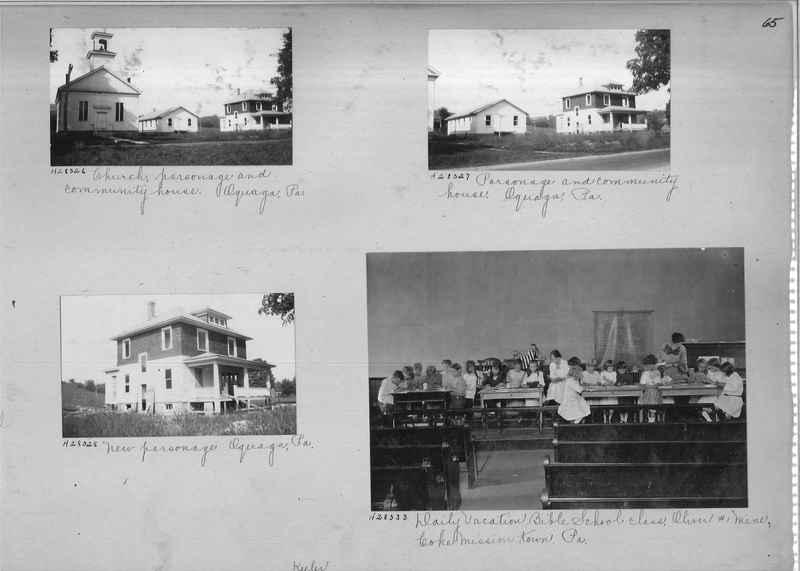 Mission Photograph Album - Rural #06 Page_0065