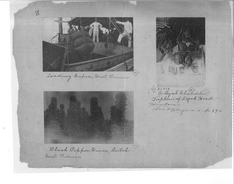 Mission Photograph Album - Malaysia O.P. #1 page 0008