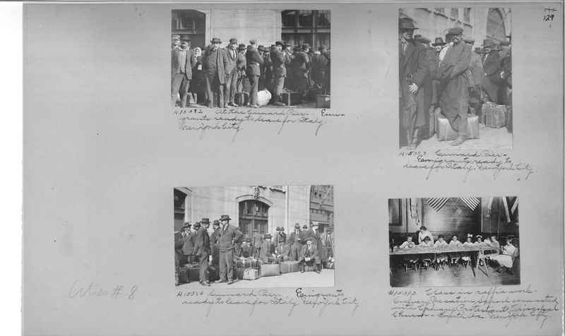 Mission Photograph Album - Cities #8 page 0129